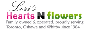 Flower Delivery in Oshawa by Lori's Hearts and Flowers, Image