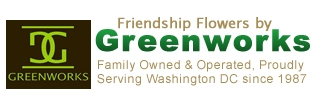 Washington DC Flower Delivery Logo