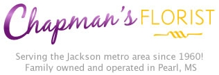 Jackson MS Flower Delivery Logo