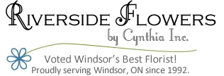 Florist Windsor Flower Delivery Logo Image