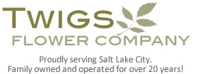 Florist in Salt Lake City Logo Image