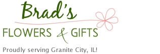 Granite City Florist Logo