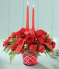 The FTD® Holiday Celebrations® Centerpiece