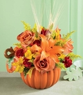 The FTD® Fall Harvest™ Bouquet