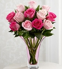 The FTD® Mother's Day Pink Rose Bouquet