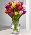 The 2012 FTD® Spring Tulip Bouquet