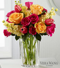 The FTD® Beauty and Grace™ Bouquet by Vera Wang