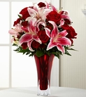 The 2012 FTD® Lasting Romance® Bouquet