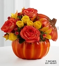 The FTD® Bountiful Rose™ Bouquet