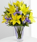 The FTD® Touch of Spring® Yellow Bouquet