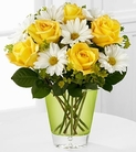 The 2011 FTD® For All You Do® Yellow Bouquet