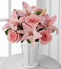 The FTD® Spring Garden® Pink Bouquet