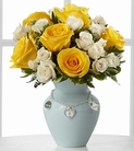 The FTD® Mother's Charm™ Rose Bouquet