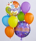 The FTD® Congratulations Balloon Bunch