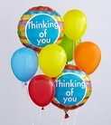 The FTD® Thinking of You Balloon Bunch