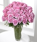 The FTD® Grand Lavender Rose Bouquet