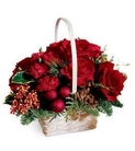 The FTD® Holiday Garden™ Basket