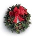 The FTD® Beacon Hill™ Wreath