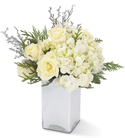 The FTD® Snow Burst™ Bouquet