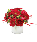 The FTD® Bright and Cheery™ Holiday Bouquet