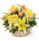 The FTD® Garden Spring™ Basket