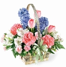 The FTD® Joy of Spring™ Basket