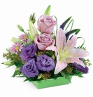 The FTD® Lily For Your Thoughts™ Arrangement