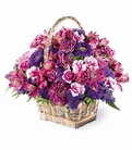 The FTD® Brilliant Meadow™ Basket