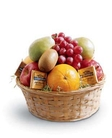 The FTD® Fruit & Chocolate Basket