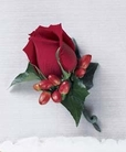 The FTD® Rose Bloom™ Boutonniere