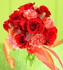 The FTD® Crimson Serenade™ Bouquet