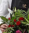 The FTD® Florist Designed Plants in a Basket