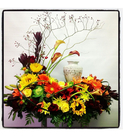 Fondly Remembered Urn arrangement