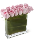The FTD® Eloquent™ Pink Rose Bouquet