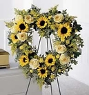 The FTD® Forever Heart™ Wreath