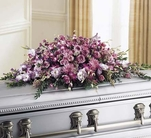 The FTD® Loveliness™ Casket Spray