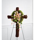 The FTD® Loveliness™ Celtic Cross