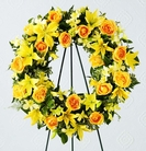 The FTD® Ring of Friendship™ Wreath