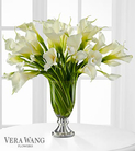 The FTD® Musings™ Luxury Calla Lily Bouquet by Vera Wang