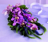 The FTD® Veronica™ Orchid Bouquet