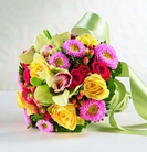 The FTD® Color Mix™ Bouquet