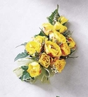 The FTD® Sweet Sunshine™ Corsage
