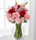 The FTD® Catch My Heart Valentine™ Bouquet