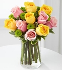 The FTD® Light of My Life™ Rose Bouquet