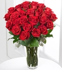 The FTD® Red Rose Bouquet - 24 stems