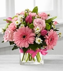 The FTD® Blooming Vision™ Bouquet