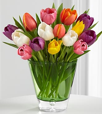 The Better Homes and Gardens™ Spring Tulip Bouquet