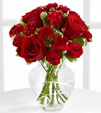 The 2011 FTD® Sweethearts Bouquet