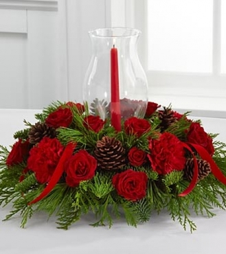 The FTD® Winter Wonders™ Centerpiece