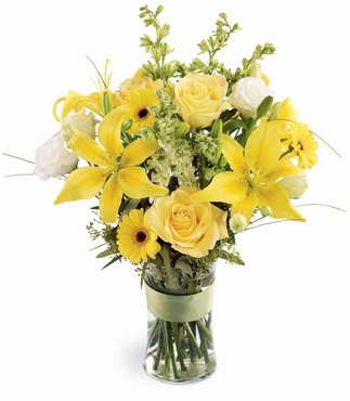 The FTD® Summer Sunrise™ Bouquet